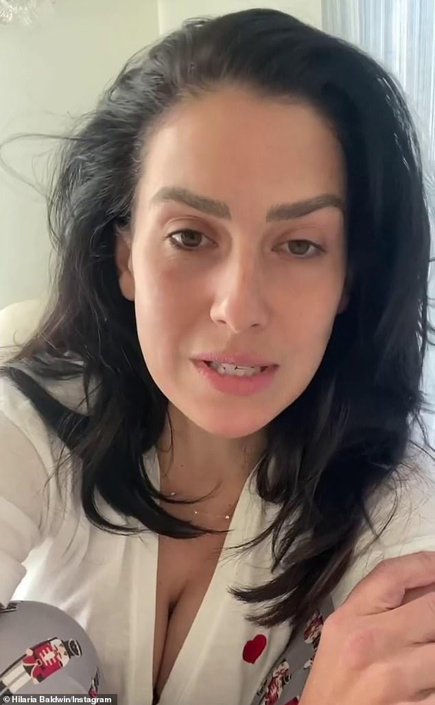 White Girl: She previously responded to accusations that she had `` falsified '' her Spanish accent and heritage, as she posted a video clip on Instagram, admitting that she is from Boston, not Mallorca, and her name is Hillary, not Hilaria: 'Yes, I am a white girl.  I am a white girl