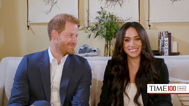 Royal expert Hugo Vickers said Prince Harry, 36, and Meghan Markle, 39, have `` no sense in self-exile.