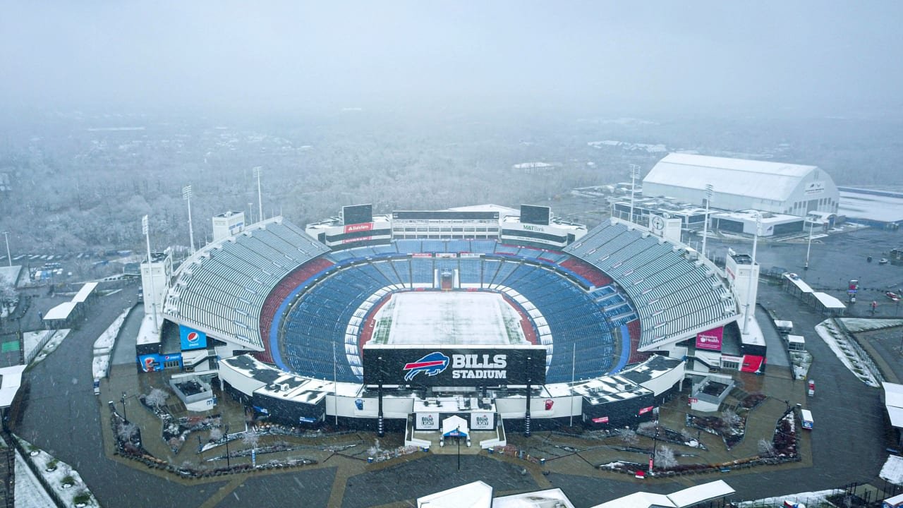 New York state grants permission for Bills to host a limited fan count for the Wild Card playoff match