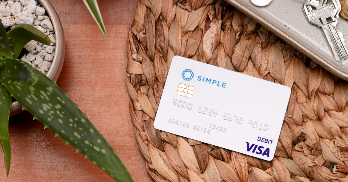 The Simple app-based banking service has closed