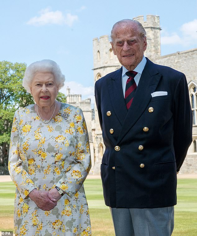 The couple was said to want to go back in time for the Queen's 95th birthday and the 100th birthday of the Duke of Edinburgh